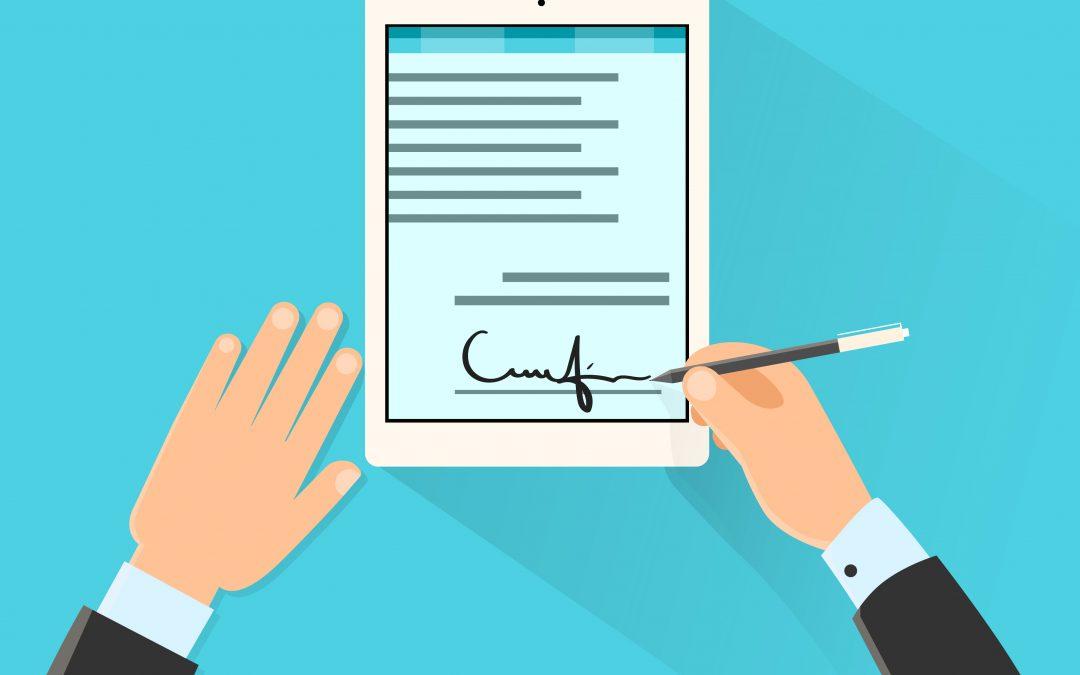 Governo lança assinatura digital para documentos de serviços públicos